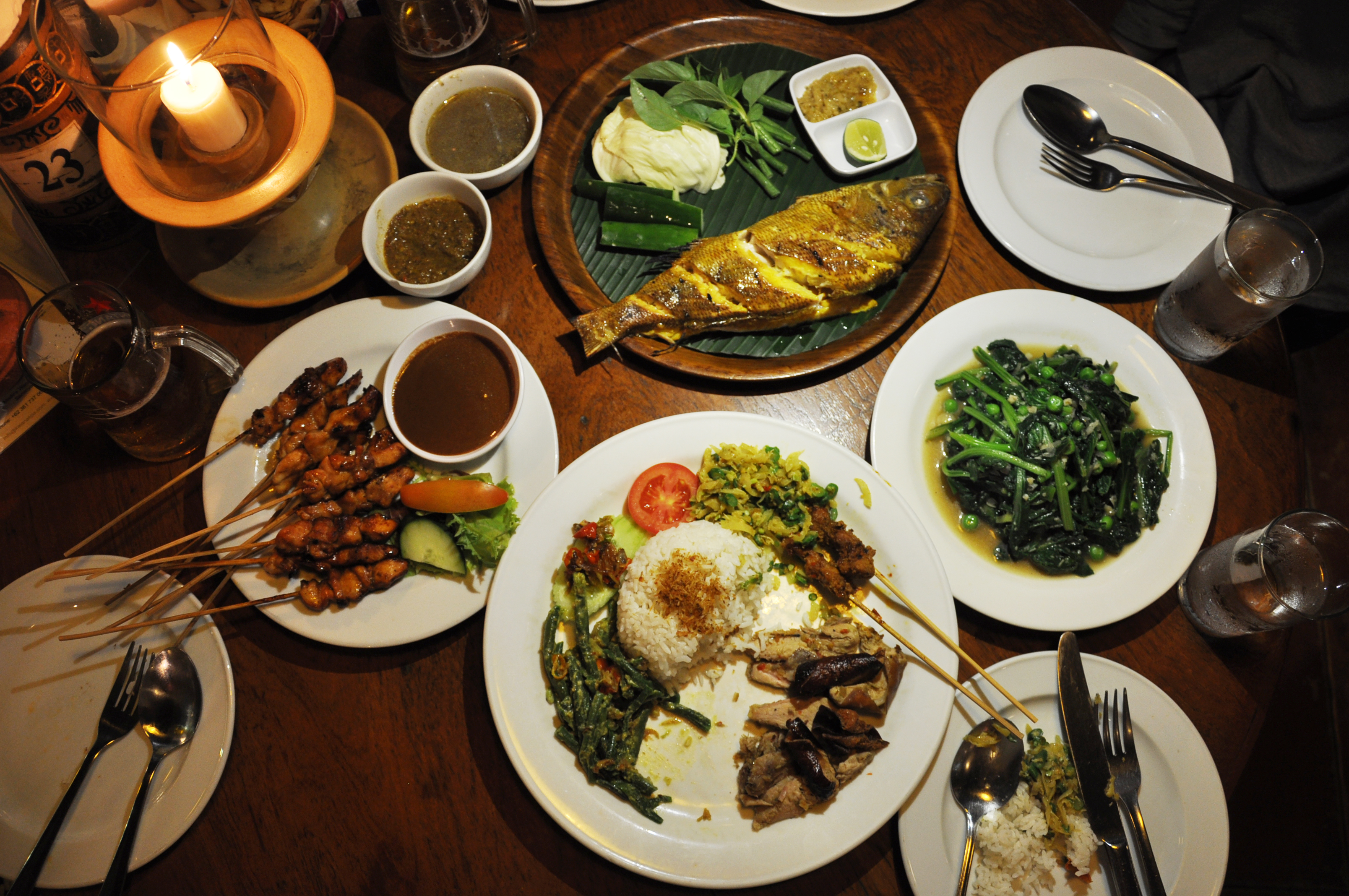 bali indonesian restaurants and food guide dining bali