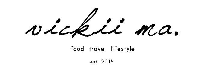 vickii ma – food, travel and lifestyle  -